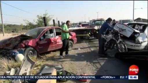 Coahuila toma medidas contra accidentes de tránsito