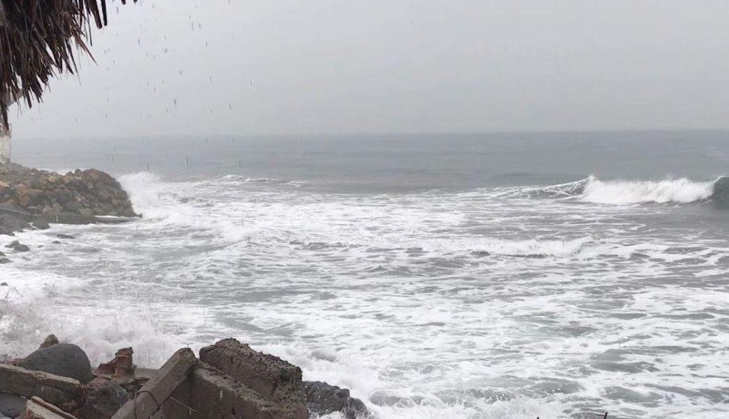 'Willa' provoca lluvias intensas e inundaciones en Colima