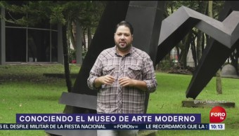 Conoce el Museo de Arte Moderno en familia
