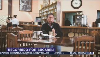 Conozca la historia de la avenida Bucareli