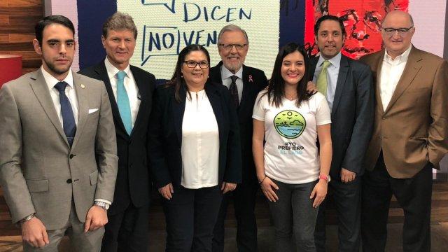 Consulta ciudadana NAIM: ¿Texcoco o Santa Lucía?