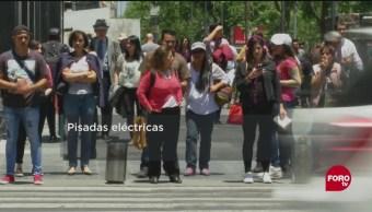 Buscan Generar Electricidad Paso De Peatones Calle Madero