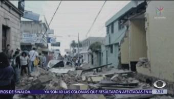Damnificados del sismo de 2014 en Chiapas no reciben ayuda