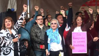 Damnificados de 19S piden acelerar avances de reconstrucción
