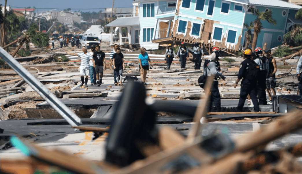 Huracán Michael: Asciende a once cifra de muertos en EU
