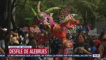 Desfile De Alebrijes Ciudad De México Alebrijes Monumentales Museo De Arte Popular De La Ciudad De México