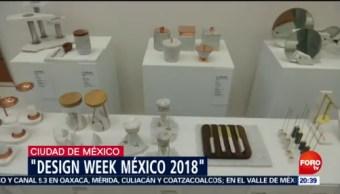Design Week México 2018 Fechas Museo Tamayo