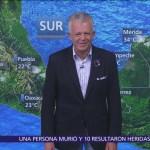 La tormenta tropical 'Sergio' tocó tierra al norte de Baja California