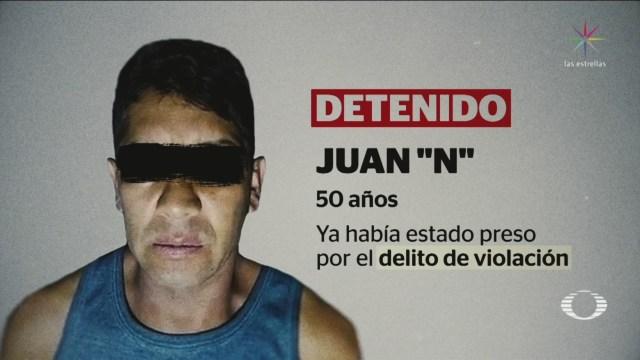 Detienen Presunto Homicida Valeria Melchor Ocampo