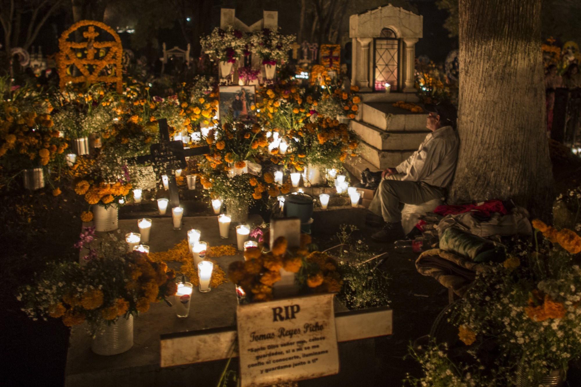 Así celebran Día Muertos diferentes estados México
