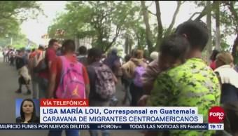 Discurso Trump Desanima Migrantes Hondureños Asilo México