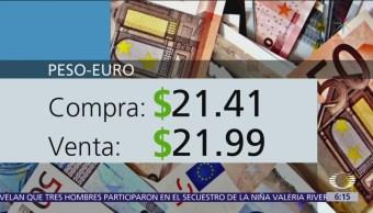 El dólar se vende en 18.96