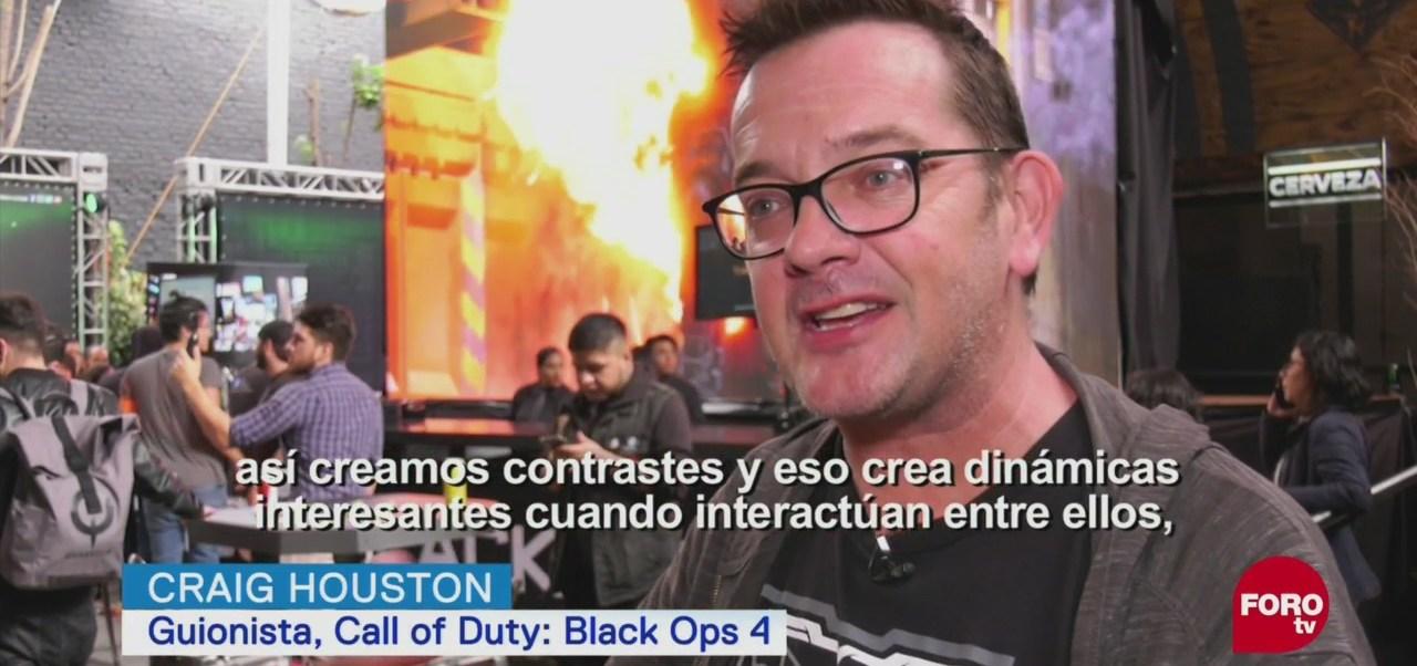 El Guion De Call Of Duty Black Ops 4 Entrevista Craig Houston Guionista Del Videojuego