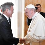 El papa dispuesto a visitar Corea del Norte, dice Seúl