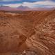El Valle de la Luna, un paraje del Desierto de Atacama