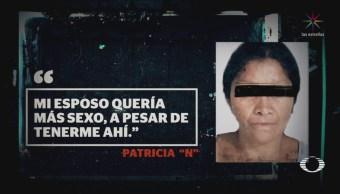 Primeras Declaraciones Patricia Cómplice Feminicida Ecatepec