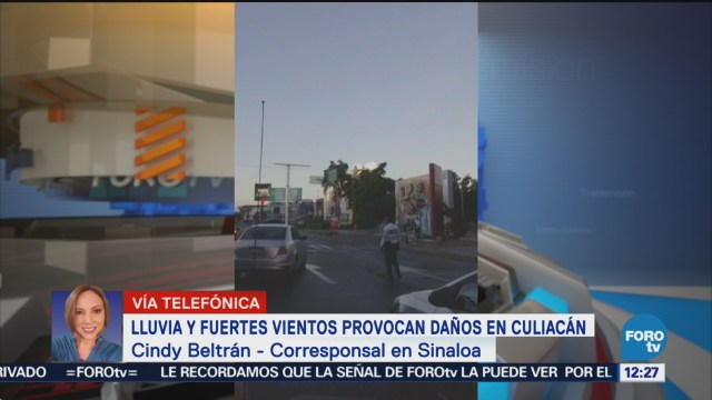 Encuentran un cadáver luego de lluvias en Culiacán