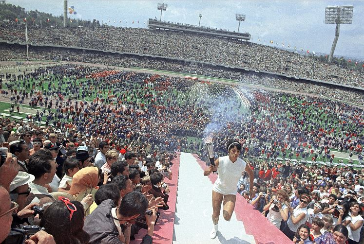 Enriqueta Basilio volverá a encender el pebetero olímpico 50 años después