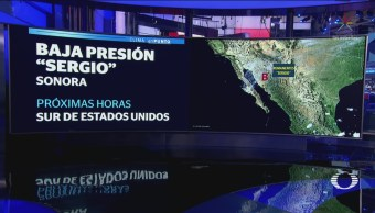 Estragos Sergio BCS Daños Michael Florida