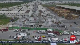 Exigen Justicia Muerte Trabajadores Nuevo León