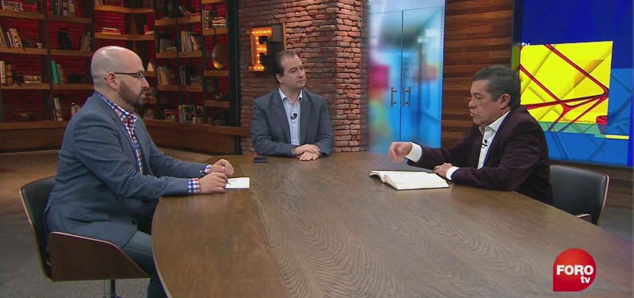Expectativas Consulta Sobre Proyecto Del Naim Claudio Flores Rafael Cardona