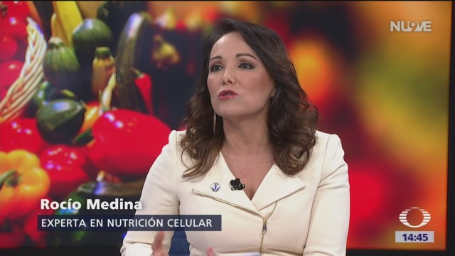 Experta advierte sobre carencia de nutrientes