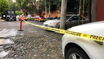 Explosión de artefacto casero afecta casa de San Ángel