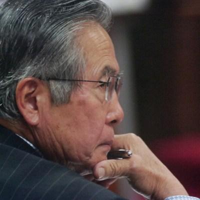 Juez ordena captura del expresidente Alberto Fujimori tras anular indulto