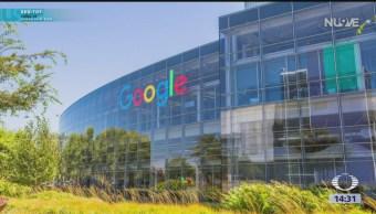 Falla en Google deja al descubierto datos de miles de usuarios