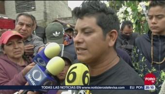 Familiares Valeria Advierten Justicia Harán Por Propia Mano