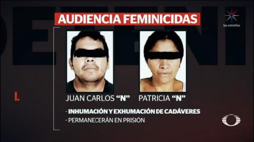 Familiares Víctimas Feminicida Ecatepec Acuden Audiencia