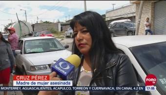 Familiares de víctimas del 'Monstruo de Ecatepec' se dicen tranquilas