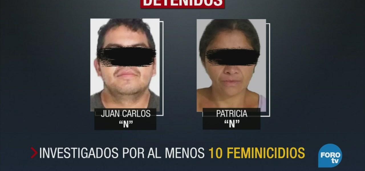 Feminicidas Ecatepec Difundían Imágenes Brujería Redes Sociales
