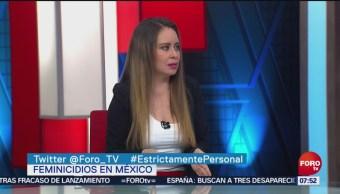 Feminicidio, desaparición y trata en México tienen vínculos