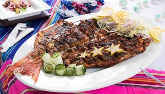 Acapulco realiza el séptimo festival de pescado a la talla