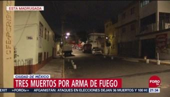 Fin De Semana Violento Cdmx Hechos De Violencia Ciudad De México Iztapalapa