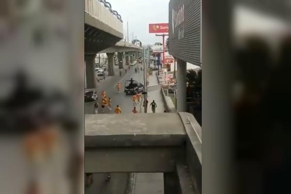 Fiscalía de Nuevo León busca a cuatro agresores