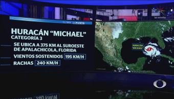 Florida Ordena Evacuación Familias Michael EU