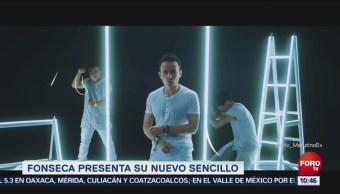 Fonseca presenta nuevo sencillo, 'Volverte a ver'