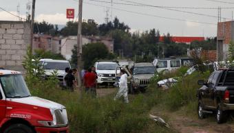 Fosas Jalisco; suman 16 cuerpos exhumados en Tonalá