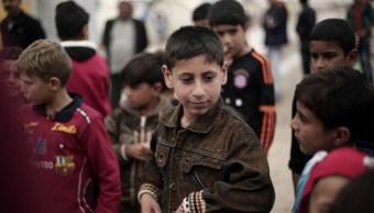 Hijos de combatientes del Estado Islámico sufren odio