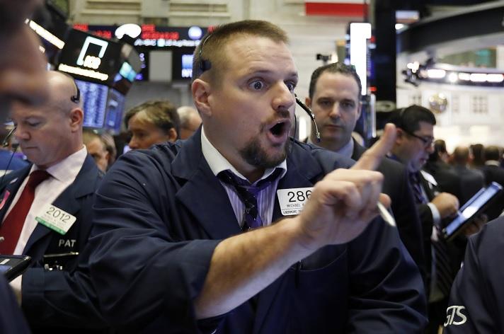 Wall Street cierra en rojo y el Dow Jones retrocede