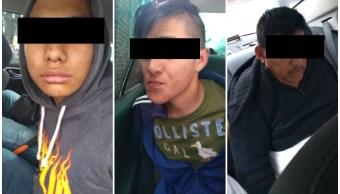 Asaltantes Tóxicos Estado Mexico Detienen Banda