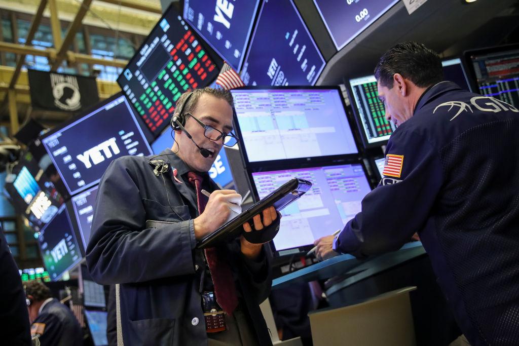 Wall Street cierra con ganancias y el Dow Jones sube