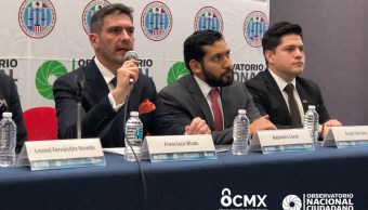 CDMX atraviesa crisis por homicidios dolosos, reporta el ONC