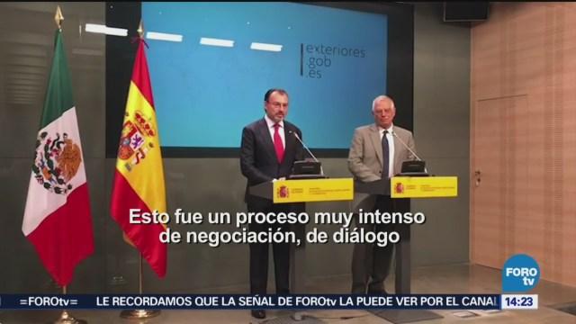 Fue un proceso intenso de negociación: Videgaray