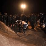 Siria conflicto: Miles de cadáveres recuperados en Raqa