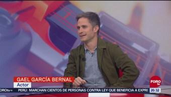 Gael García Bernal Habla Sobre Pleícula Museo