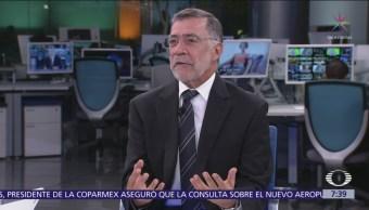 Gobierno entrante se está confrontado con factores reales de poder: René Delgado