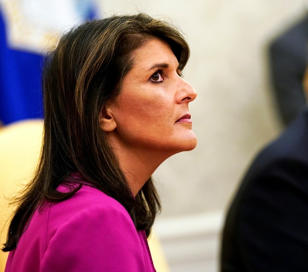 Renuncia Nikki Haley como embajadora de EEUU en la ONU